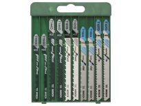 Bosch 2609256746 10 delig Decoupeerzaagblad set - Hout / Metaal / Aluminium