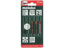 Metabo 623645000 Assortiment decoupeerzaagbladen - Hout (5st)