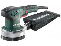 Metabo SXE 3125 Excentrische schuurmachine in koffer - 310W - 125mm - variabel - 600443500