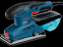 Bosch GSS 23 A Vlakschuurmachine - 190W - 92 x 182mm - 0601070400