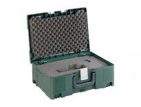 Metabo Metaloc II systainer met foam inleg (158mm hoog) 626449000