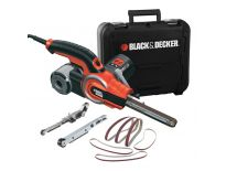 Black and Decker KA902EK Powerfile Stripschuurmachine in koffer - 400W - 13 x 451mm