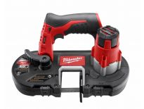 Milwaukee M12 BS-0 12V Li-Ion accu bandzaagmachine body - 41x41mm - 4933431310