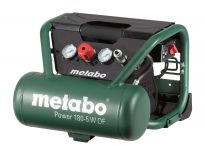 Metabo Power 180-5 W OF Compressor - 1100W - 8 bar - 5L - 75 l/min