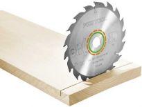 Festool 500458 / 160x1,8x20 W18 Cirkelzaagblad - 160 x 20 x 18T - Hout