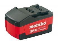 Metabo 625453000 36V Li-Ion accu - 1,5Ah