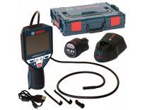 Bosch GIC 120 C 10,8V Li-Ion accu inspectiecamera set (1x 1.5Ah accu) in L-Boxx - 0601241201