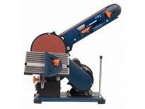 FERM BGM1003 Tafel band- en schijfschuurmachine - 375W - 100 x 914mm