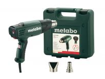 Metabo HE 20-600 heteluchtpistool in koffer - 2000W - 602060500