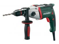 Metabo SBE 900 IMPULS Klopboormachine + Snelspanboorhouder in koffer - 900W - 600865500