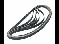 FERM EFA1004 8 delige Schuurbandset - K40 / 80 / 120 - 13 x 455mm