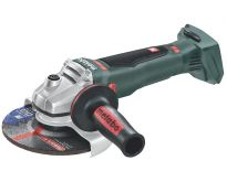 Metabo WB 18 LTX BL 150 QUICK 18V Li-Ion Accu haakse slijper body - 150mm - 613078840