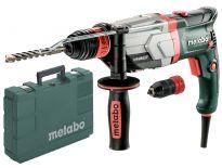 Metabo UHE 2660-2 Quick SDS-plus Combihamer + snelspanboorkop in koffer - 800W - 2,8J