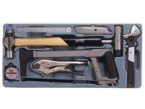 Teng Tools TTPS09 9 delige gereedschapset in tray