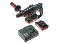 Metabo KHA 18 LTX 18V LiHD accu SDS-plus combihamer set (2x 3.1Ah accu) in koffer - 2,2J - 600210670