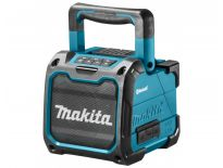 Makita DMR200 10,8V - 14,4V - 18V Li-Ion accu Bluetooth speaker - schuif accu