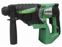 Hitachi DH36DAL-EX 36V Li-Ion accu SDS-plus combihamer body in koffer – 2,8J