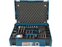 Makita B-43044 66 delige bit & boren set in Mbox