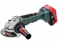 Metabo WPB 18 LTX BL 115 QUICK 18V LiHD Accu haakse slijper set in koffer - 115mm - koolborstelloos - 613074620
