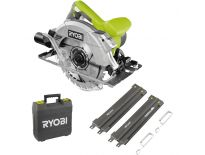 Ryobi RCS1600-K Cirkelzaag en geleiderail in koffer - 1600W - 190mm - 5133002895