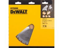 DeWalt DT4310 Extreme Cirkelzaagblad - 216 x 30 x 24T - Hout / Laminaat  - DT4310-QZ