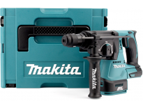 Makita DHR243ZJ 18V Li-Ion Accu SDS-plus combihamer incl. snelspanboorkop body in Mbox - 2J - koolborstelloos