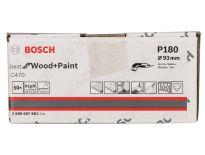 Bosch 2608607883 Schuurvel C470 - Delta - K180 - 93mm (50st)