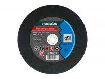 Metabo 616327000 / 616338000 Flexiamant Doorslijpschijf - 350 x 25,4 x 3mm - metaal