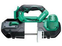Hitachi CB18DBL(W4S) 18V Li-Ion accu bandzaag body in HSC - koolborstelloos