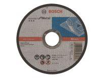 Bosch 2608603163 Doorslijpschijf - Standard - 115 x 22,23mm - Metaal