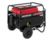 Honda ECMT 7000 verrijdbaar duurzaam aggregaat / generator - 7000W