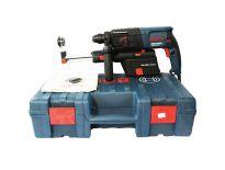 Bosch GBH 2-23 REA SDS-plus boorhamer met ingebouwde afzuiging in koffer - 710W - 2.5J - 0611250500
