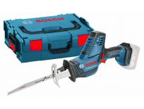 Bosch GSA 18 V-LI C SOLO 18V Li-Ion accu reciprozaag body in L-Boxx - snelwissel - 06016A5001