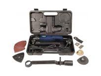 Ferm OTM1005 Multitool + 17 delige accessoireset in koffer - 280W
