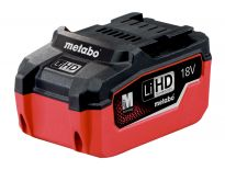 Metabo 625341000 18V LiHD accu - 6.2Ah