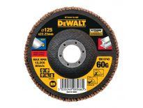 DeWalt DT30612 Lamellen schuurschijf - K60 - 125mm (10st) - DT30612-QZ