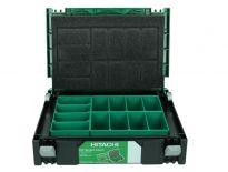 Hitachi 402538 System Case systainer 1 met accessoire bakjes en foam