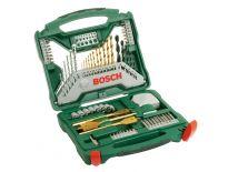 Bosch 2607019329 X-Line Titanium 70-delige set