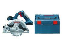Bosch GKS 18 V-LI SOLO 18V Li-Ion Accu cirkelzaag body in L-Boxx - 165mm - 060166H006