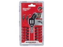 Milwaukee 4932352938 11 Delige bitset in cassette