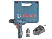 Bosch GSR 120-LI 12V Li-Ion accu boor-/schroefmachine set (2x 1.5Ah accu) in koffer