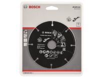 Bosch 2608623013 Doorslijpschijf - 125 x 22,23mm - Metaal