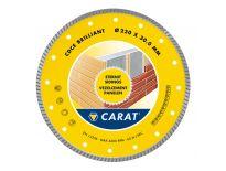 Carat CDCE230400 CDCE Brilliant Diamantdoorslijpschijf - 230 x 25,4mm - vezelcement en eternit