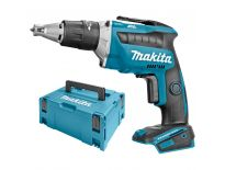 Makita DFS452ZJ 18V Li-Ion accu gipsschroefmachine body in Mbox - koolborstelloos