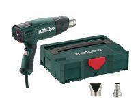 Metabo HE 20-600 Heteluchtpistool met toebehoren in Metaloc - 2000W - 602060700