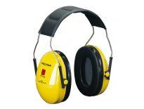 3M Peltor H510 Optime l Gehoorkap met hoofdbeugel - Geel - OPT1GU