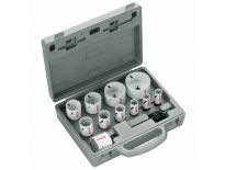 Bosch 2608584667 14 delige gatzagenset Progressor voor hout en metaal in koffer