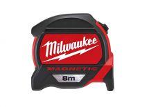 Milwaukee 48227308 magnetische rolmaat - 8m