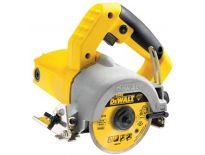 DeWalt DWC410 tegel cirkelzaag inclusief watertoevoer - 1300W - 110mm - DWC410-QS