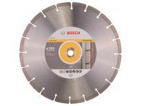 Bosch 2608602549 Standard Diamantdoorslijpschijf - 350 x 25,4/20 x 3,1mm - universeel